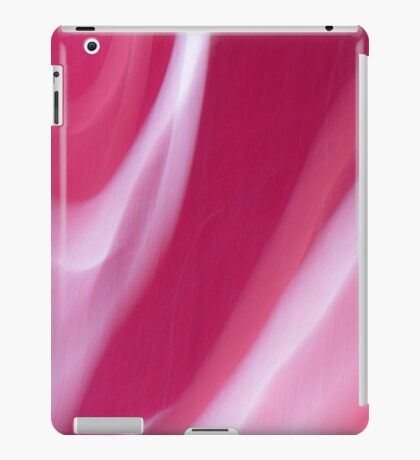 Raspberry Cream Swirl iPad Case/Skin