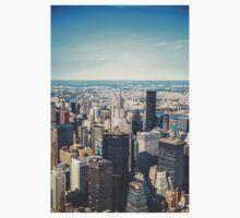 New York City Skyline Kids Clothes