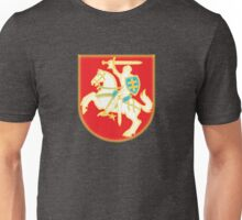 Lithuanian Coat Of Arms Jagiellonian Shield Unisex T-Shirt