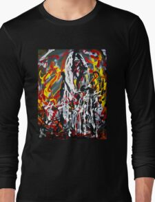 Critics of the Candle by Darryl Kravitz  Long Sleeve T-Shirt