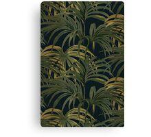 Tropical top Canvas Print