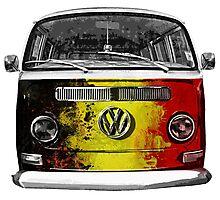 VW BELGIUM Photographic Print