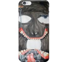 Masquera Carcaza iPhone Case/Skin