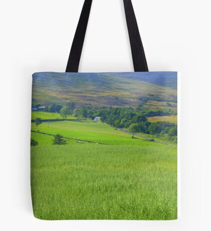 Donegal In The Summertime Tote Bag