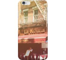 La Nonna iPhone Case/Skin