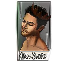 King of Swords Poster