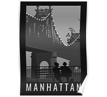 Manhattan Movie Artwork Poster