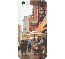 Little Italy iPhone Case/Skin