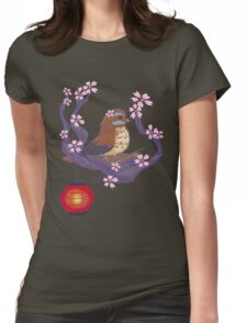 Guardian of the lantern Womens Fitted T-Shirt