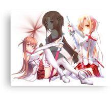 Asuna Canvas Print