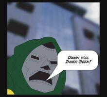Damn, You Inner Geek! by innergeekdesign