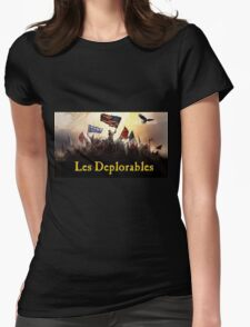 les deplorable Womens Fitted T-Shirt