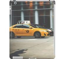 Taxi, Taxi! iPad Case/Skin