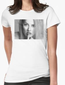 its still the same old story Womens Fitted T-Shirt