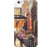 Park N Park Traffic iPhone Case/Skin