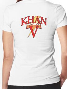 Jaghatai Khan, Primarch of the White Scars - Sport Jersey Style Women's Fitted V-Neck T-Shirt