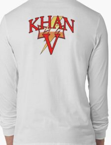 Jaghatai Khan, Primarch of the White Scars - Sport Jersey Style Long Sleeve T-Shirt