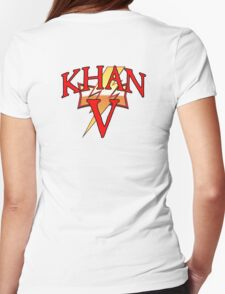 Jaghatai Khan, Primarch of the White Scars - Sport Jersey Style Womens Fitted T-Shirt