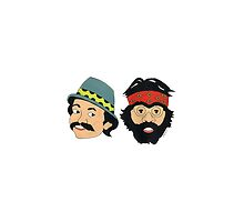 Cheech and Chong by DeBaron