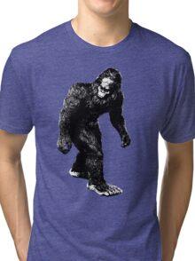 Bigfoot, Sasquatch Tri-blend T-Shirt