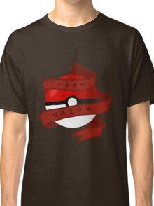 Valor Pokeball Classic T-Shirt
