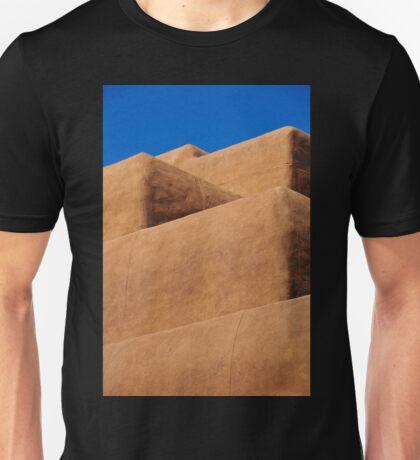 Escaleras de Santa Fe Unisex T-Shirt