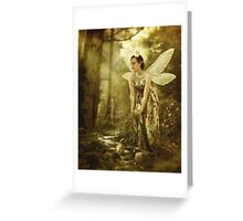 Faerie Games Greeting Card