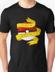 Instinct Pokeball Unisex T-Shirt