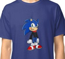 Sonic (Separated Darkness) Classic T-Shirt