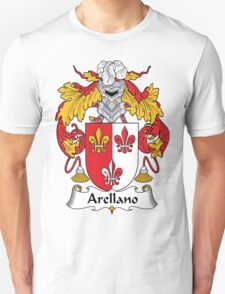 Arellano Coat of Arms (Spanish) T-Shirt