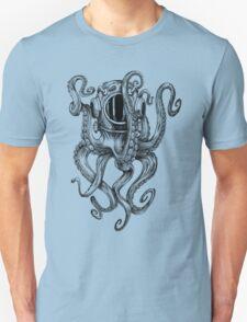 Octo-helmet. Unisex T-Shirt