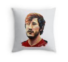 Paintiplier   First Throw Pillow