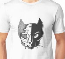 Curiousity killed the cat Unisex T-Shirt