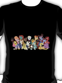 My Little Disney Princesses T-Shirt