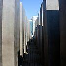 Holocaust memorial by magiceye