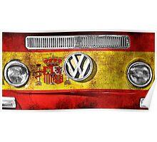 VW -SPAIN Poster