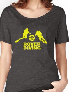 Rover Diving Women's Relaxed Fit T-Shirt