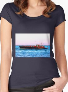 Returning To Watch Hill Women's Fitted Scoop T-Shirt