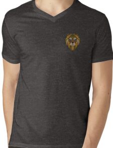 lion king Mens V-Neck T-Shirt