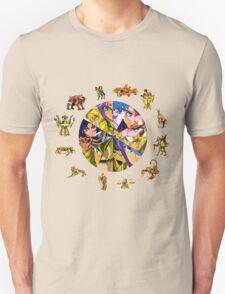 saint_seiya Unisex T-Shirt
