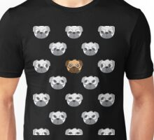 We are watching you. WOOF!!! Unisex T-Shirt
