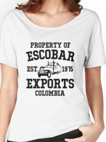 Narcos - Pablo Escobar Women's Relaxed Fit T-Shirt