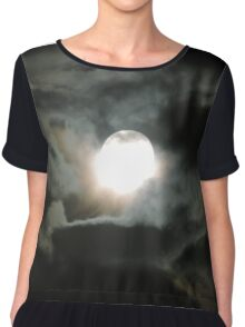 And Still I Dream He'll Come To Me Women's Chiffon Top