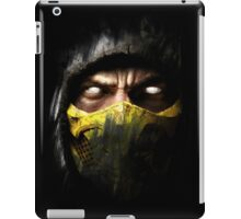 X Scorpion X iPad Case/Skin