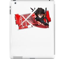 Kill la Kill (RYUKO) iPad Case/Skin