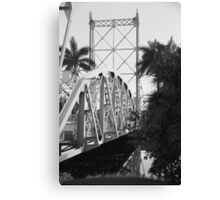 Historic Bridge Canvas Print