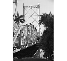 Historic Bridge Photographic Print