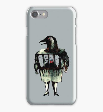 semiotics of inconspicuous consumption iPhone Case/Skin