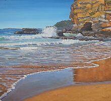 The Cave - Caves Beach, Australia by carolelliott7