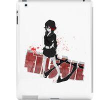 Kill la Kill (RYUKO-STAND) iPad Case/Skin